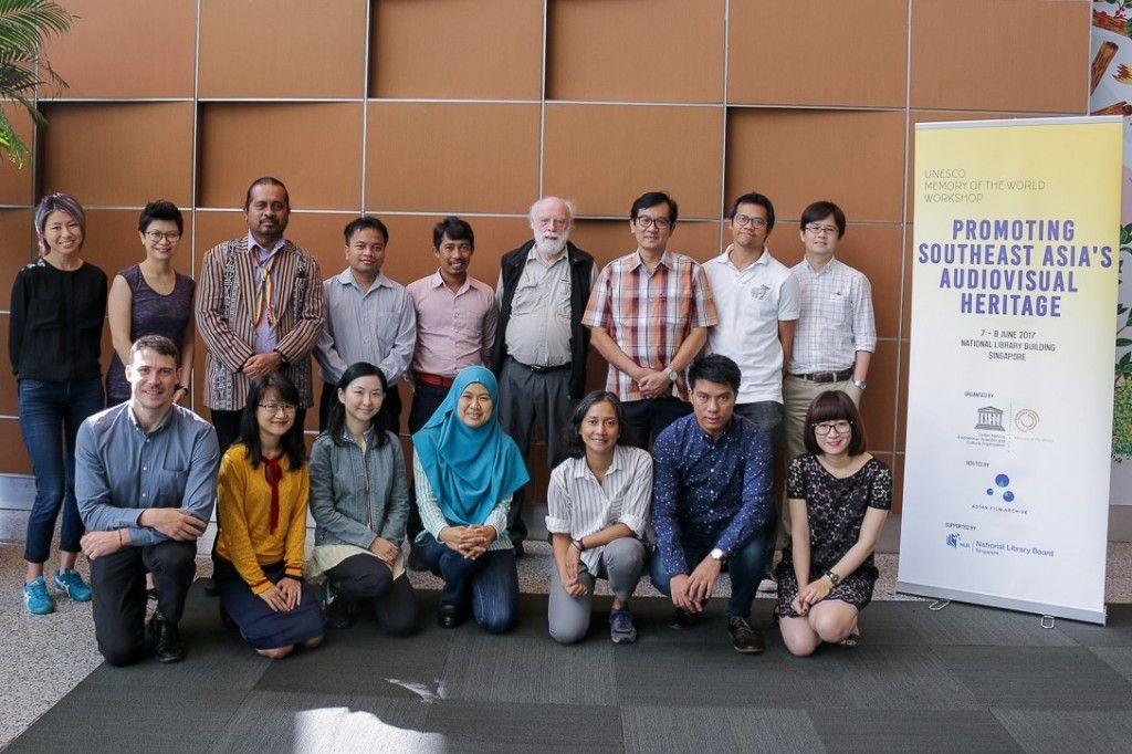 Memory of the World Asia Pacific Committee Workshop 2017
