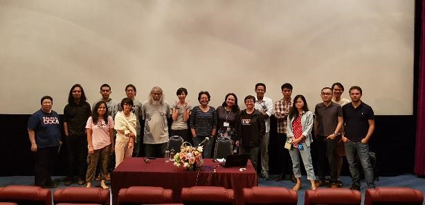Participants, Film Archive staff and guest speakers of the AEC Film Preservation Workshop 2016